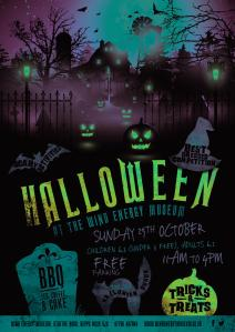 Halloween at the Wind Energy Museum 2017 | Norfolk