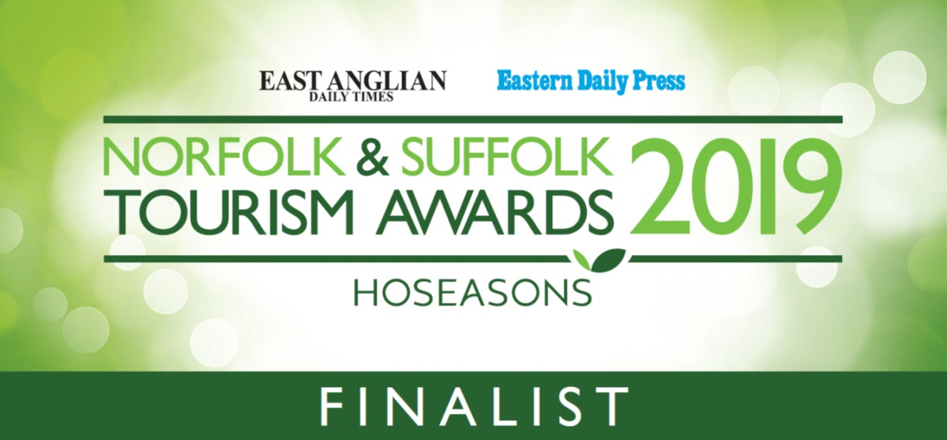 Wind Energy Museum Norfolk is a finalist in the Norfolk and Suffolk Tourism Awards 2019